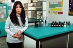 Tiến sĩ hóa học gốc Việt nổi trội trên truyền hình Đức