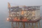 Các đơn vị dầu khí ứng phó hiệu quả trước cơn bão số 9