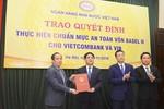 Vietcombank là ngân hàng đầu tiên đáp ứng chuẩn mực Basel II tại Việt Nam