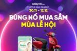 Adayroi tung chương trình siêu ưu đãi, giảm giá 50%++ dịp cuối năm