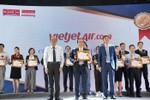 """Vietjet nhận danh hiệu """"Hãng hàng không được khách hàng lựa chọn nhiều nhất"""""""