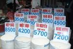 Chưa phát hiện hóa chất độc hại trong gạo