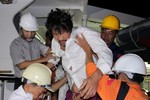 Vụ tai nạn đâm tàu ngoài biển Vũng Tàu: Xót lòng người ở lại