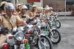 TP. HCM ra mắt Đội Cảnh sát giao thông Cát Lái