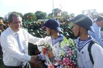 Sức khỏe Chủ tịch UBND tỉnh Bà Rịa - Vũng Tàu đang hồi phục tốt