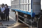 Hà Nội: Đi cấy thuê lúc rạng sáng, một phụ nữ bị xe tải cán tử vong