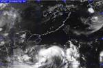 Trong 24 giờ tới, áp thấp nhiệt đới có thể mạnh lên thành bão