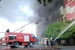 60 hộ có bảo hiểm cháy nổ nhưng không phải do BQL TTTM Hải Dương mua