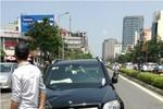 Bắt giam kẻ cướp xe Mercedes GLK, gây tai nạn liên hoàn trên phố