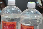 Thu giữ khẩn cấp Rượu nếp 29 Hà Nội trên toàn quốc
