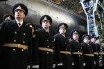 Tàu ngầm hạt nhân Yury Dolgoruky chính thức gia nhập Hải quân Nga