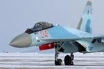 Video: Nga thử nghiệm một loạt tiêm kích Su-35S mới nhất