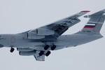Lộ ảnh vận tải cơ Il-76MD-90A của Không quân Nga