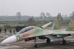 8X Việt lái tiêm kích tối tân Su-30MK2