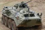 Quân đội Nga tiếp nhận xe bọc thép chở quân BTR-82