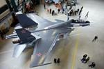 Ngắm chiến cơ Su-30SM mới nhất của Không quân Nga (P1)