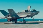 F-35 phiên bản thủy quân lục chiến Mỹ được bay lại