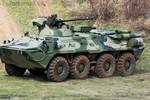 Thiết xa vận siêu hiện đại vào biên chế quân đội Nga