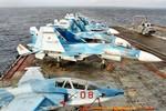 Không thuê được của Ucraina, Nga chuẩn bị sử dụng bãi tập tàu sân bay
