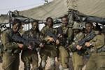 Chùm ảnh: Mạnh mẽ như nữ binh sỹ quân đội Israel