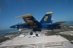 Phi đội Thiên thần xanh của Hải quân Mỹ bay trình diễn ở Florida