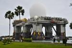 """""""Bảo bối"""" khổng lồ của quân đội Mỹ ở Trân Châu Cảng"""