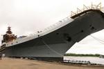 Tàu sân bay Vikramaditya sẽ thử nghiệm trên biển vào tháng 7