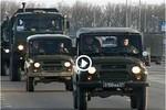 VIDEO: Lực lượng trên bộ của Quân Khu Nam, Nga về căn cứ