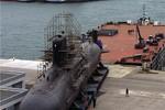 """Ấn Độ sẽ có tàu ngầm phi hạt nhân loại """"Scorpene"""" vào năm 2014"""
