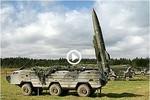 Video: Xem tên lửa chiến thuật Tochka-U của Nga khai hỏa
