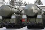 Nga đưa tên lửa xuyên lục địa Topol vào danh sách báo động tập trận