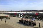 Video: Xem quân đội Nga tập diễu binh mừng Ngày chiến thắng 9/5