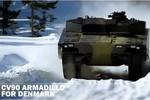 Xem phiên bản bọc thép chở quân CV90 Armadillo của BAE Systems