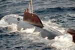 Nga bác thông tin có video chiếu cảnh tai nạn chết người trên tàu ngầm