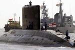 """Tàu ngầm """"Sindurakshak"""" hoàn thành đợt sửa chữa ở Nga"""