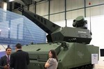 Kho vũ khí khổng lồ tại triển lãm quốc phòng IDEF 2013 (P1)