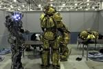 Nga đang phát triển robot sát thủ chống khủng bố