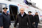 Tổng thống Nga sẽ đi làm hàng ngày bằng trực thăng Mi-8