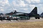 Video: Su-25SM của Không quân Nga tham gia huấn luyện chiến đấu