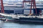 Trung Quốc tàu sân bay Liêu Ninh ra biển tập trận lần đầu tiên