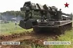 Video: Trang bị hạng nặng của lực lượng công binh Nga