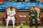 Việt Nam, Brunei tiếp tục tăng cường hợp tác về hải quân