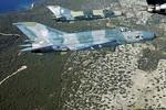 MiG-21 rơi ở tây-bắc Ấn Độ, phi công tử nạn