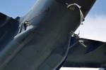 Lính Mỹ nhảy dù T-11 từ máy bay vận tải khổng lồ C-17 Globemaster