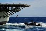 Đặc nhiệm Australia, Mỹ tập trận tấn công nhanh, đổ bộ lên tàu
