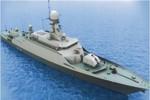 Tàu tên lửa tấn công mới của Hạm đội Caspian bắt đầu thử nghiệm