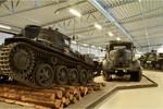 Bên trong bảo tàng thiết giáp của quân đội Thụy Điển (P2)
