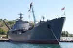 Thêm một tàu chiến Nga đi về phía bờ biển Syria