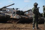 Tập trận bắn đạn thật Parmenion 2013 của quân đội Hy Lạp (P2)