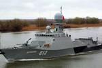 Hạm đội Caspian nhận thêm 1 hộ tống hạm lớp Buyan